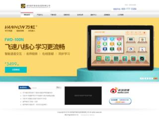szwanhong.com screenshot