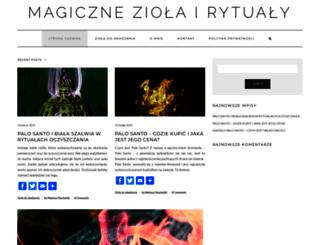 szynszyla.waw.pl screenshot