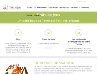 t-airs-de-jeux.com screenshot