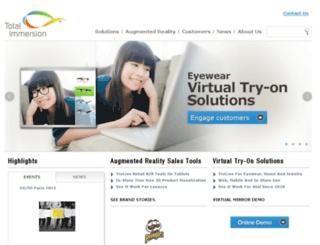 t-immersion.com screenshot