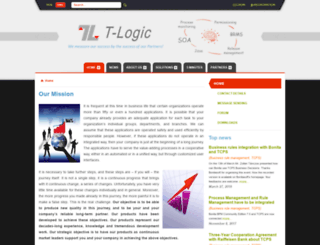 t-logic.hu screenshot