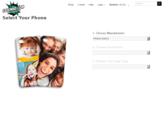t-mobile-accessories.co.uk screenshot