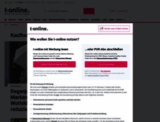 t-online-shop.de screenshot
