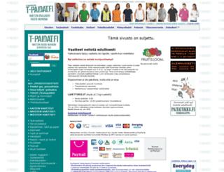 t-paidat.fi screenshot