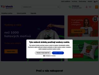 t-shock.eu screenshot