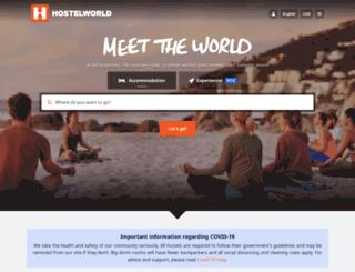 t.hostelworld.com screenshot