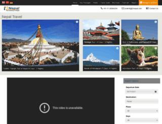 t2nepal.com screenshot