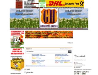 tabak-online-kaufen.de screenshot