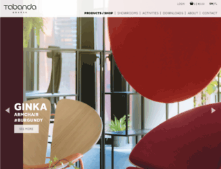 tabanda.pl screenshot