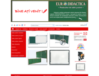 tablescolare.com screenshot