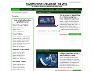 tabletenoi.com screenshot