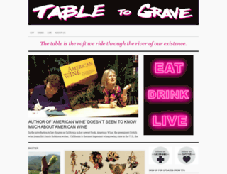 tabletograve.com screenshot