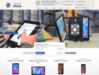 tablette-store.com screenshot