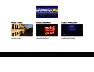 tablica.andrychow.pl screenshot