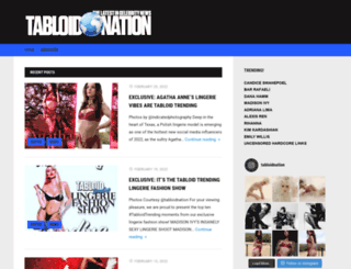 tabloidnation.com screenshot