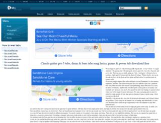 tabportal.com screenshot