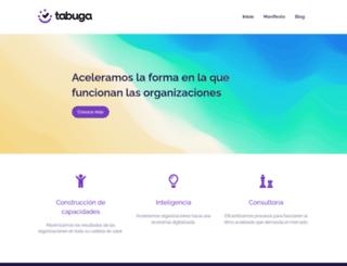 tabuga.com screenshot