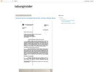tabunginsider.blogspot.my screenshot