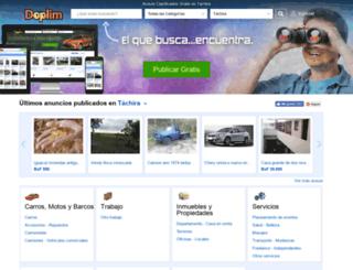 tachira.doplim.com.ve screenshot