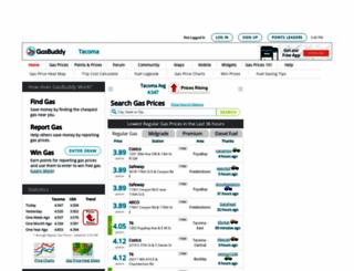 tacomagasprices.com screenshot