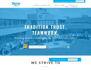 tacony.com screenshot