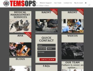tacticalsupportinstitute.com screenshot