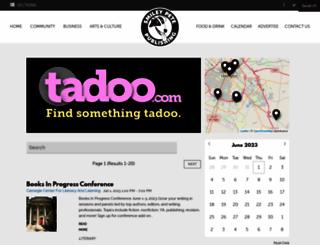 tadoo.com screenshot