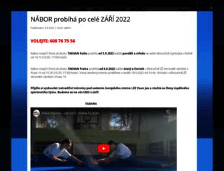taehantkd.com screenshot