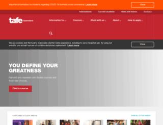 tafebrisbane.edu.au screenshot