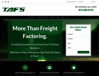 tafs.com screenshot