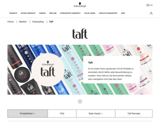 taft.de screenshot