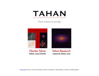tahan.com screenshot