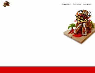 tahujeletot.com screenshot