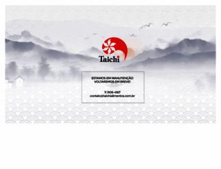 taichialimentos.com.br screenshot