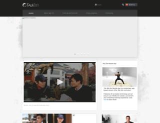 taijizen.com screenshot