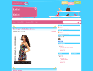 tainlai2010.blogspot.com screenshot