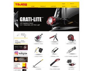 tajimatool.com screenshot