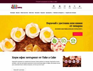 take-a-cake.eu screenshot
