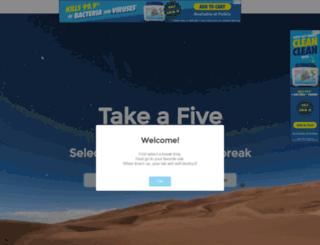 takeafive.com screenshot