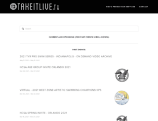 takeitlive.tv screenshot