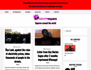 takethesquare.net screenshot
