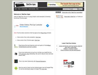 taketwoapps.com screenshot