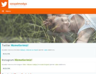 takipmania.com screenshot