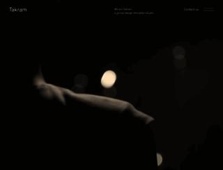 takram.com screenshot