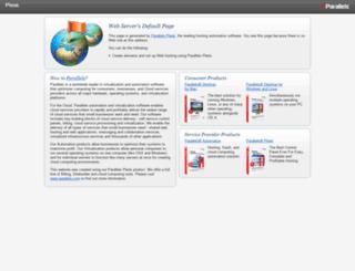 taksinpalm.com screenshot