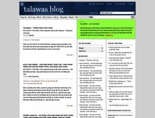 talawas.org screenshot