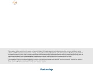 talbros.com screenshot