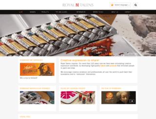 talens.com screenshot