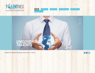 talentnex.com screenshot