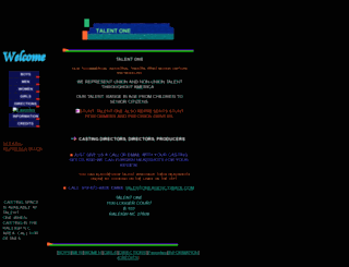 talentone.net screenshot